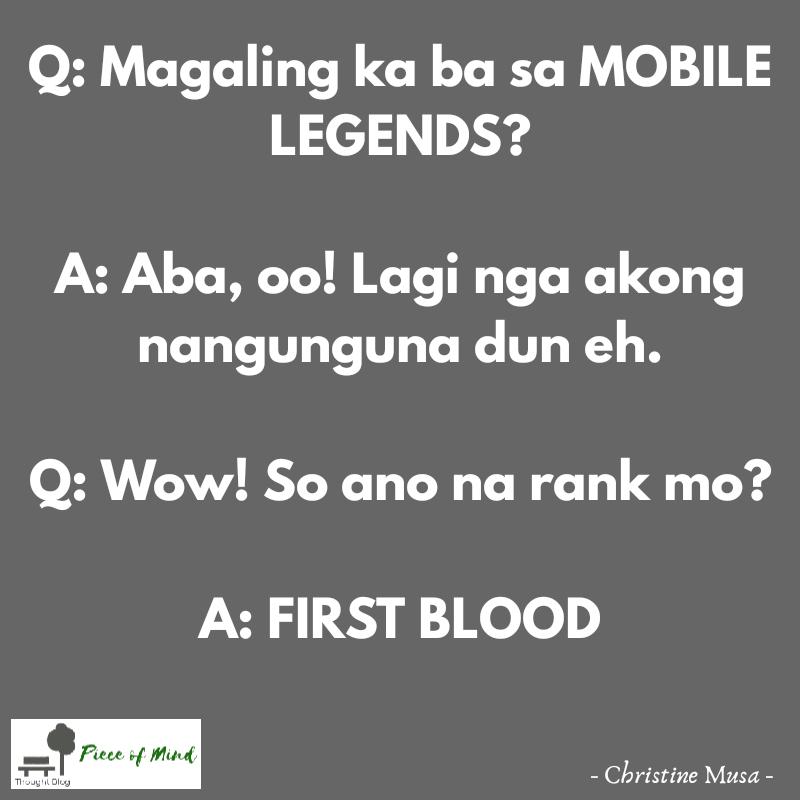 Mobile Legends First Blood