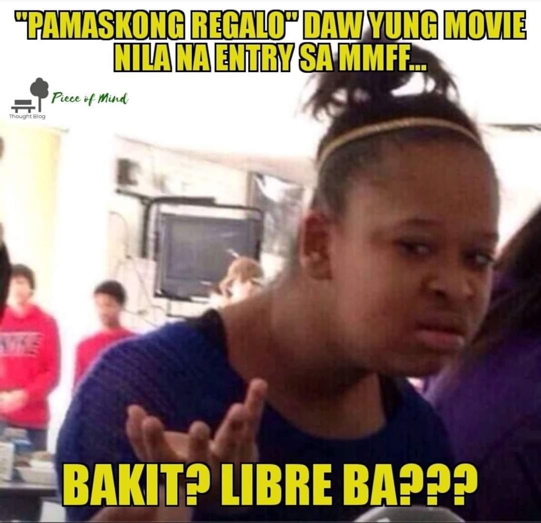 Pamaskong Regalo Daw Yung MMF Movie