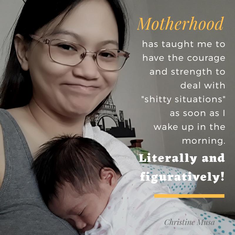 What Motherhood Has Taught Me