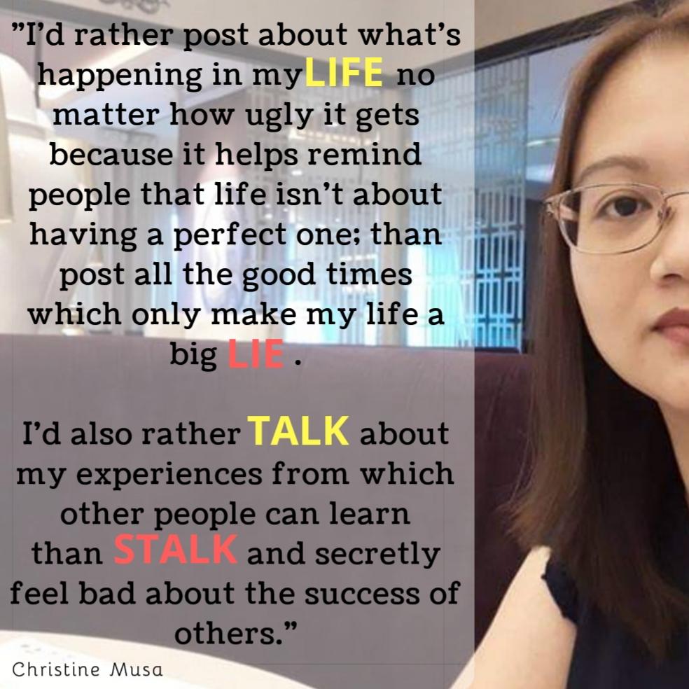 Life Lie Talk Stalk