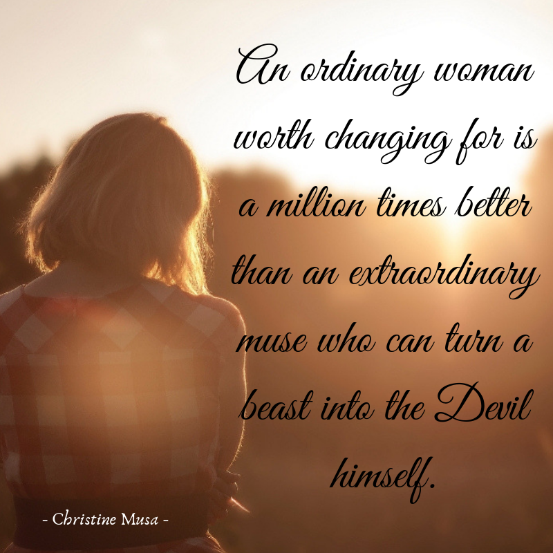 Woman Worth Changing For